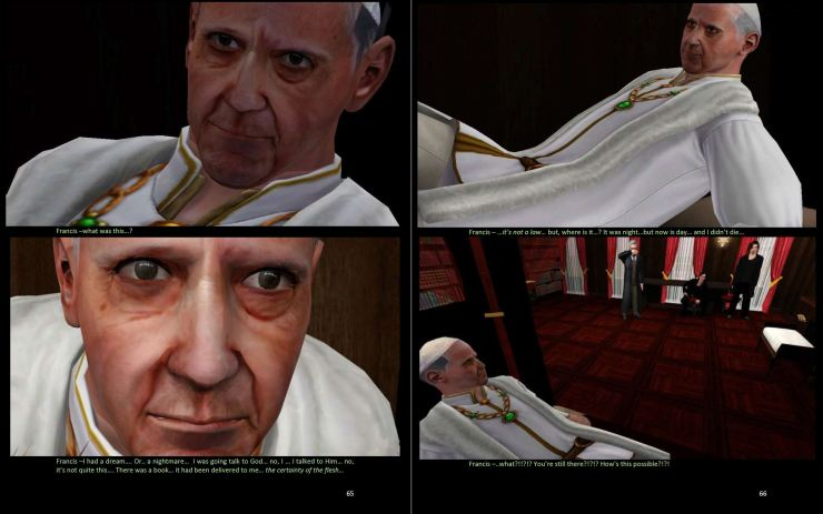 devil goes on vatican - parts ii and iii - pg33