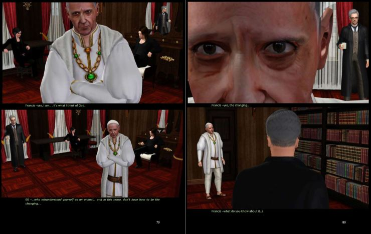 devil goes on vatican - parts ii and iii - pg40