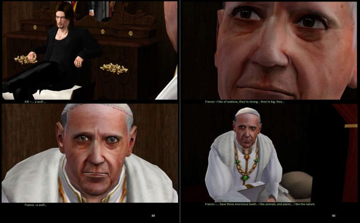 devil goes on vatican - parts ii and iii - pg45