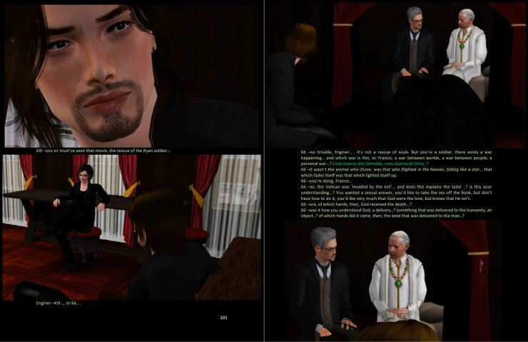 devil goes on vatican - parts ii and iii - pg51