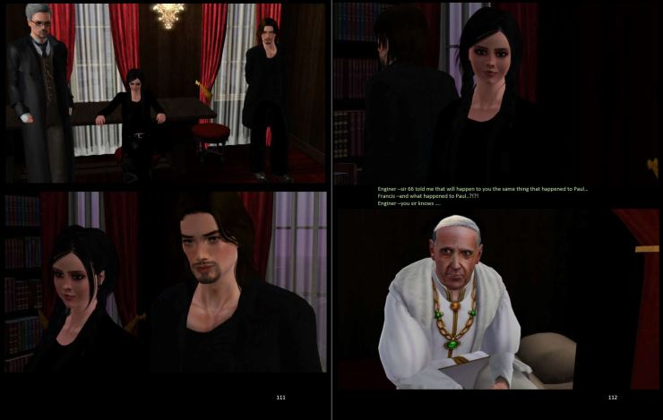 devil goes on vatican - parts ii and iii - pg56