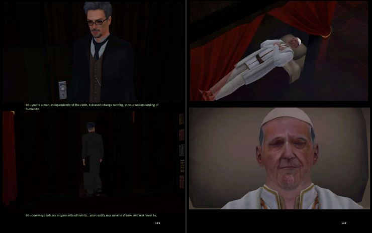 devil goes on vatican - parts ii and iii - pg61