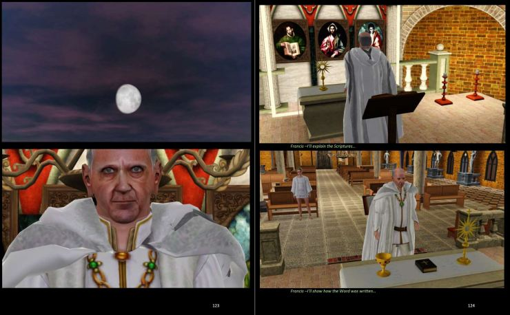 devil goes on vatican - parts ii and iii - pg62