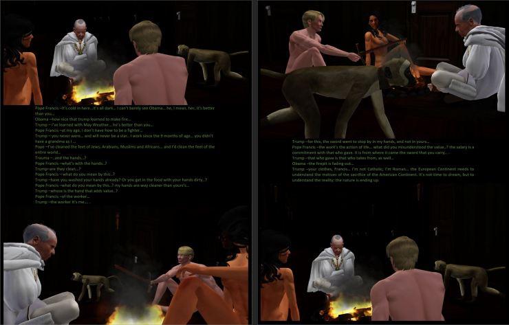 ROSE66-DEVIL GOES ON VATICAN-PART-VI-EN-PG01